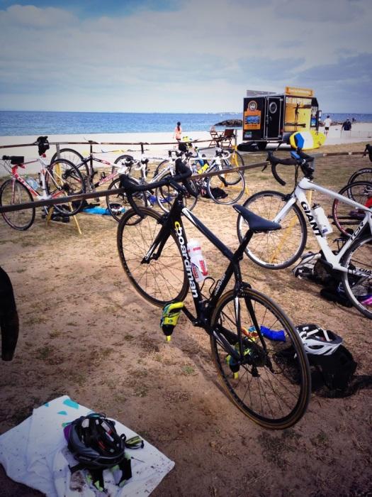 Combo session beachside