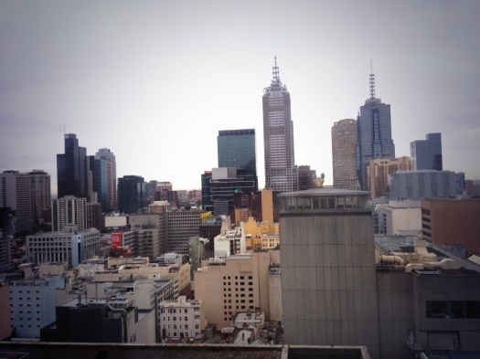 Melbourne views (not from our flat)