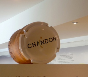 Chandon huge cork