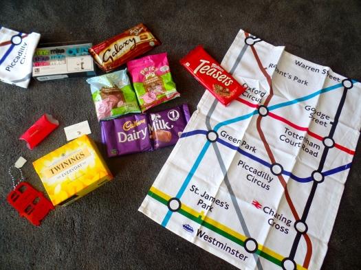 Chocolate teabags chocolate sweets chocolate