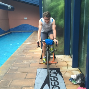Turbo time in the swimming pool